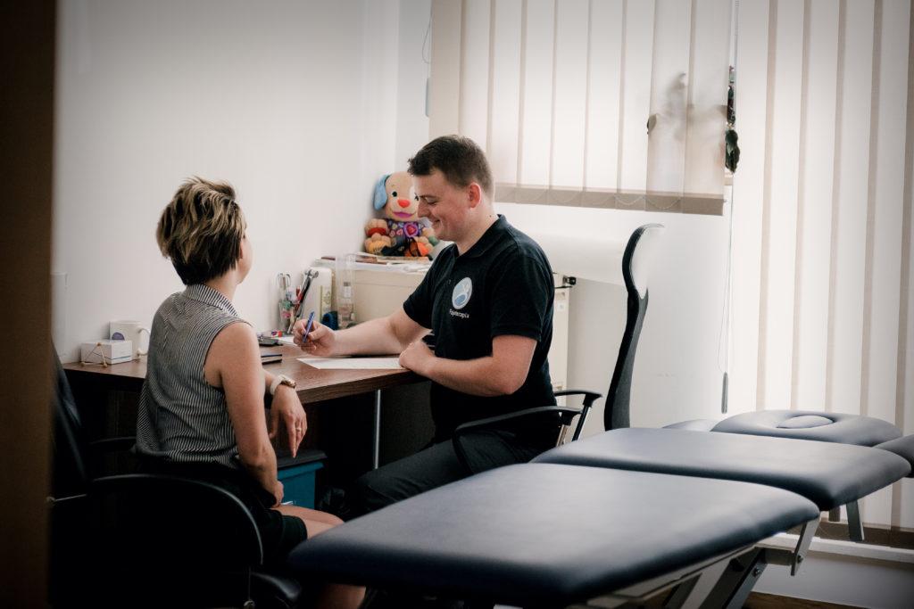 Wywiad w tym przypadku odnosi się do diagnostyki w wyłącznie celowanym kierunku, a więc terapię określaną globalnie jako Rehabilitacja Katowice.